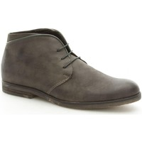 Chaussures Homme Boots Nicolabenson 8833A Chaussures de ville Homme Fumo Fumo