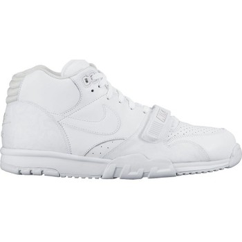 Chaussures Homme Baskets montantes Nike Air Trainer 1 Mid Blanc - 317554-102 Blanc