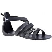 Chaussures Femme Sandales et Nu-pieds F. Milano EsclaveSandales Noir