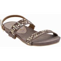 Chaussures Femme Sandales et Nu-pieds F. Milano 154TboulonsSandales Gris