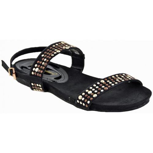 Chaussures Femme Sandales et Nu-pieds F. Milano 154T boulons Sandales