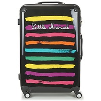 Sacs Valises Rigides Little Marcel MALTE-75 Noir / Multicolore