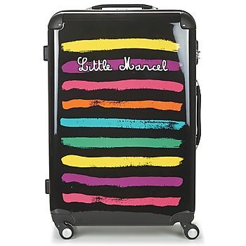 Valises Little Marcel MALTE-75 Noir / Multicolore 350x350