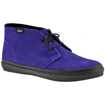 Chaussures Femme Baskets montantes Vans Chukka Casual Slim Baskets montantes