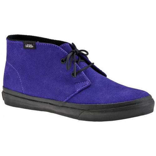 Chaussures Femme Baskets montantes Vans Chukka Casual Slim Baskets montantes