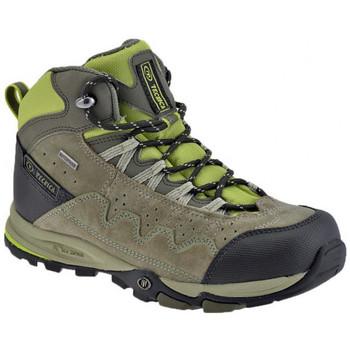 Chaussures Garçon Randonnée Tecnica CycloneIIMidJrRandonnée-montagne vert