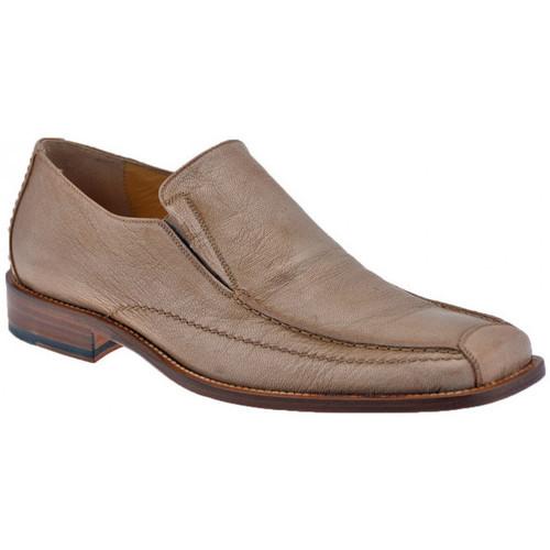 Chaussures Homme Richelieu Mirage Casual Vintage cols Richelieu Beige