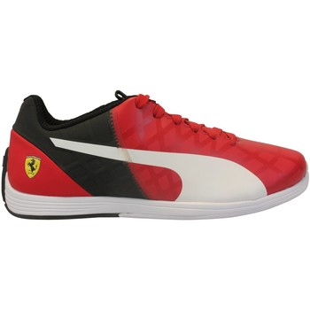 Chaussures Homme Baskets basses Puma evoSpeed 1.4 SF Rouge