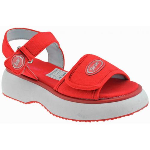 Chaussures Enfant Sandales et Nu-pieds Barbie AllerSandales rouge
