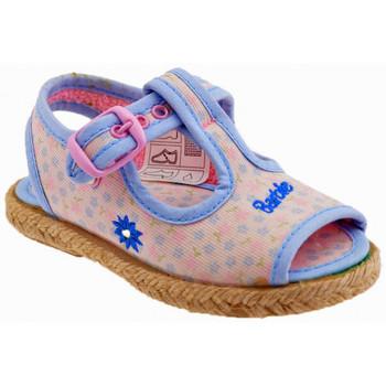 Chaussures Enfant Sandales et Nu-pieds Barbie Soleil Sandales rose