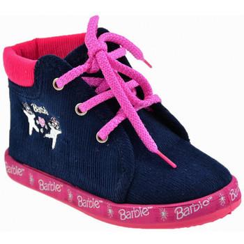 Chaussures Enfant Chaussons Barbie Tippy Pantoufles bleu