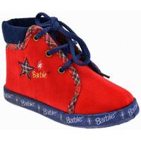 Chaussures Enfant Chaussons Barbie Tippy Pantoufles rouge