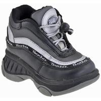 Chaussures Enfant Baskets montantes Barbie Glenda Talon compensé