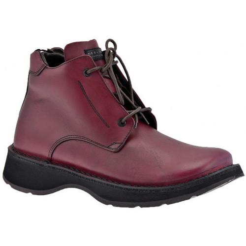 Chaussures Homme Randonnée Nex-tech Fondo Micro Casual montantes Marron