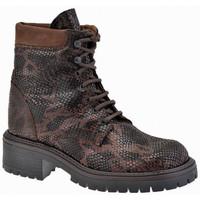 Chaussures Garçon Boots La Romagnoli Python amphibie Casual montantes