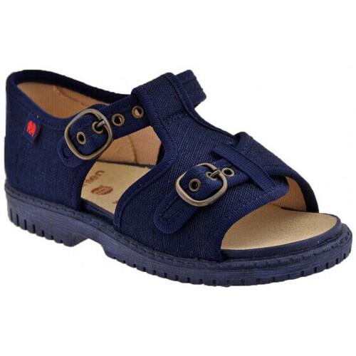 Chaussures Enfant Sandales et Nu-pieds Elefanten Ocean TX Sandales bleu
