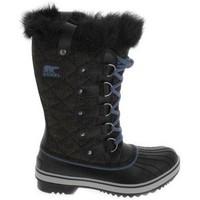 Chaussures Femme Bottes de neige Sorel Tofino Herringbone Marron Marron