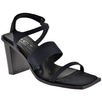 Chaussures Femme Sandales et Nu-pieds Nci 3 sangles velcro talon 80 Sandales
