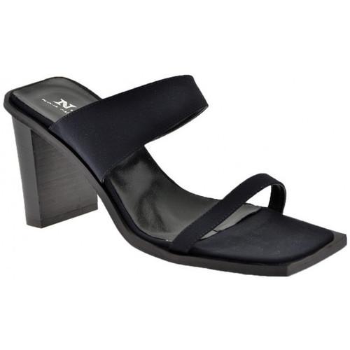 Chaussures Femme Sandales et Nu-pieds Nci Bandestalon280Sandales Noir