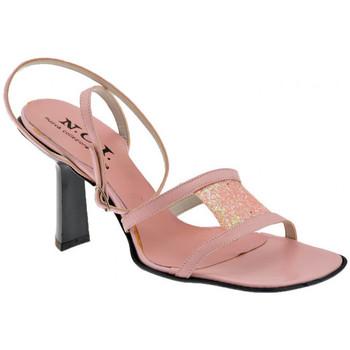 Chaussures Femme Sandales et Nu-pieds Nci Heel Ankle Strap 80 Sandales