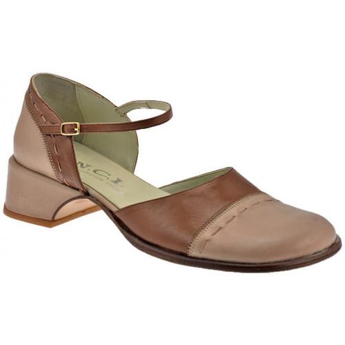Chaussures Femme Sandales et Nu-pieds Nci Sangledetalon40Sandales Gris