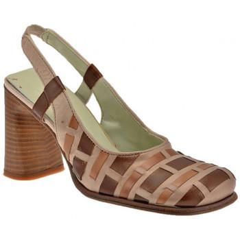 Chaussures Femme Escarpins Nci Tressé talon Casual 85 Escarpins