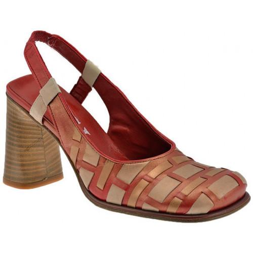Chaussures Femme Escarpins Nci TressétalonCasual85Escarpins Rouge