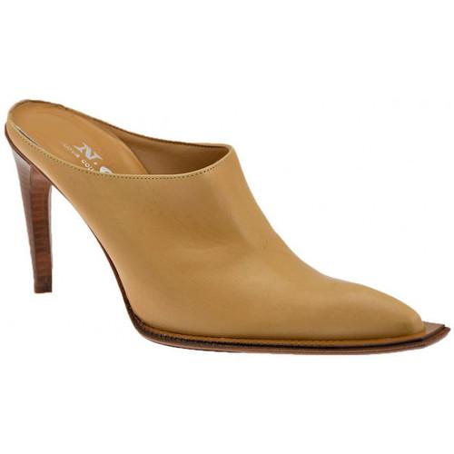 Chaussures Femme Sabots Nci Talon Texan 110 Sabot