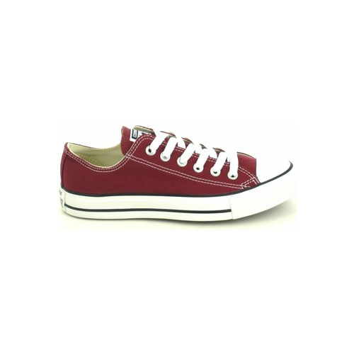 Chaussures Homme Baskets basses Converse All Star B Bordeaux Rouge