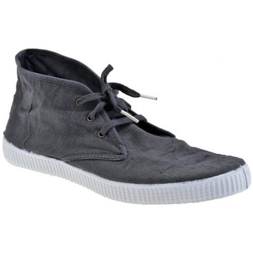 Chaussures Homme Baskets montantes Victoria 16620 mi Baskets montantes Gris