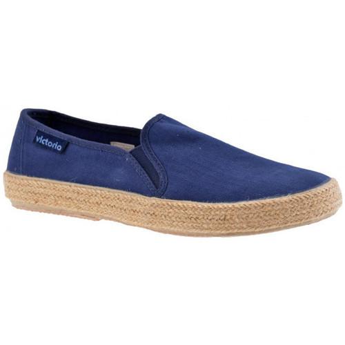Chaussures Homme Baskets basses Victoria Corde sans-gêne occasionnelle Baskets basses