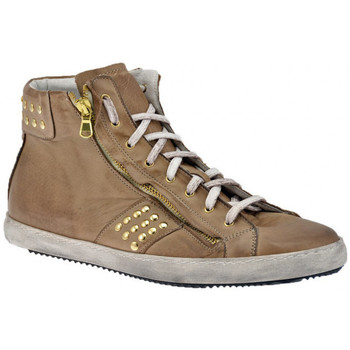 Exton Homme Zip Mid Boulons Baskets...