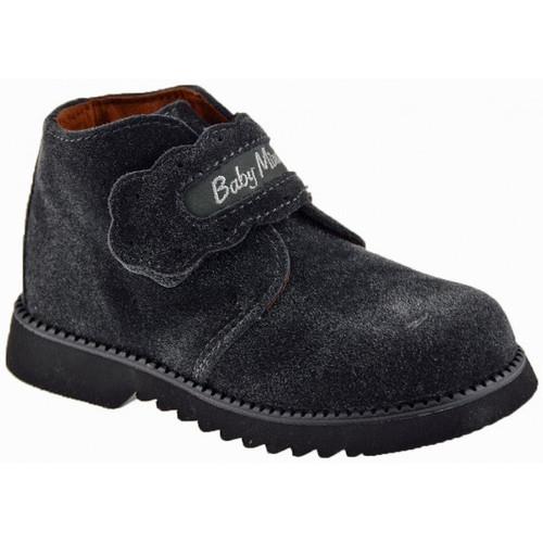Chaussures Fille Boots Disney Velvet Velcro Casual montantes