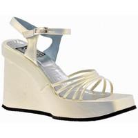 Chaussures Femme Sandales et Nu-pieds No End Wedge 100 Sandales Beige