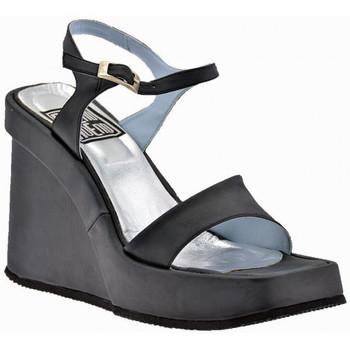 Chaussures Femme Sandales et Nu-pieds No End Wedge 100 Sandales Noir