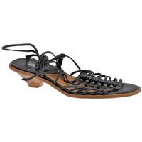 Chaussures Femme Sandales et Nu-pieds No End Esclave Sandales Noir
