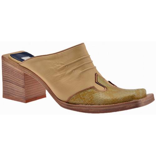 Chaussures Femme Sabots No End Mules50Sabot Beige
