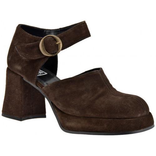 Chaussures Femme Sandales et Nu-pieds No End SabotT.80Sandales Marron