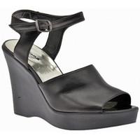 Chaussures Femme Sandales et Nu-pieds No End Wedge 80 Sandales Noir