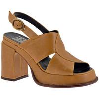 Chaussures Femme Sandales et Nu-pieds No End Talon 80 Sandales Beige