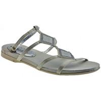 Chaussures Femme Sandales et Nu-pieds Chedivé Sandales Sandales blanc