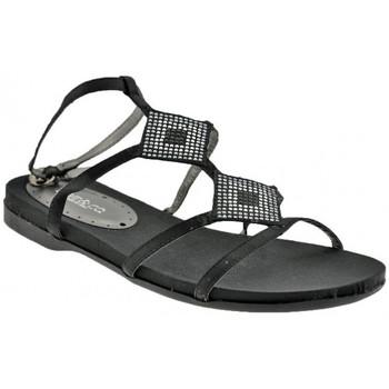 Chaussures Femme Sandales et Nu-pieds Chedivé Sandales Sandales Noir