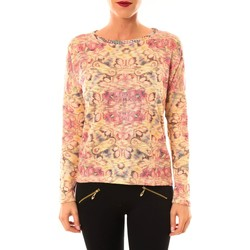 Vêtements Femme Pulls Custo Barcelona Pull Ramone Bloom or Or