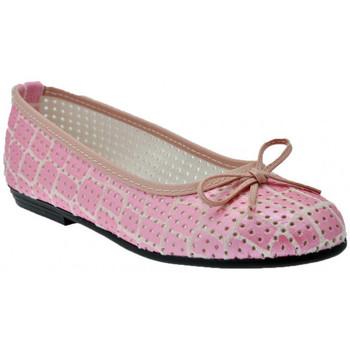 Chaussures Enfant Ballerines / babies Chedivé Ballerine Nouvelles Ballerines rose