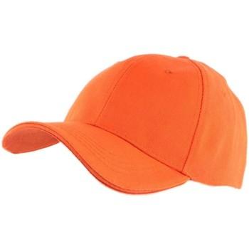 Accessoires textile Homme Casquettes Nyls Création Casquette Baseball Orange Orange