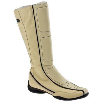 Chaussures Femme Bottes ville Janet&Janet 2865JouetBottes Beige