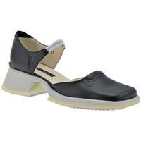 Chaussures Femme Sandales et Nu-pieds Janet&Janet Fermé Sandales Noir