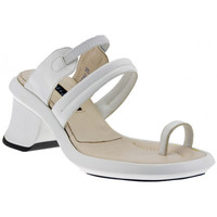 Chaussures Femme Sandales et Nu-pieds Janet&Janet 3503 Tacco50 Tongs Blanc