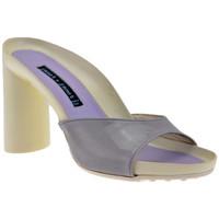 Chaussures Femme Sandales et Nu-pieds Janet&Janet Gamme Talon 80 Sandales violet