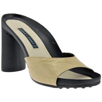 Chaussures Femme Sandales et Nu-pieds Janet&Janet Gamme Talon 80 Sandales Beige